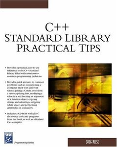 C++ Standard Library Practical Tips-cover