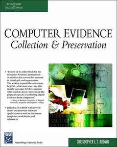 Computer Evidence : Collection & Preservation (Paperback)-cover
