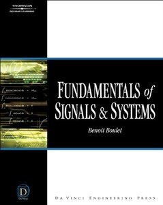 Fundamentals of Signals and Systems-cover