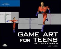 Game Art for Teens, 2/e (Paperback)-cover