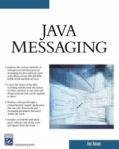 Java Messaging (Paperback)-cover