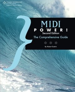 MIDI Power!: The Comprehensive Guide, 2/e (Paperback)-cover