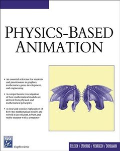 Physics Based Animation (Hardcover)-cover