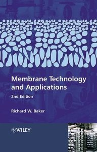 Membrane Technology and Applications, 2/e-cover