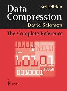 Data Compression: The Complete Reference, 3/e-cover