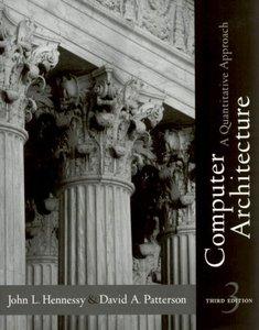 Computer Architecture: A Quantitative Approach, 3/e(平裝本)-cover
