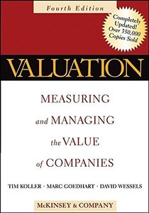Valuation: Measuring and Managing the Value of Companies, 4/e(精裝)-cover