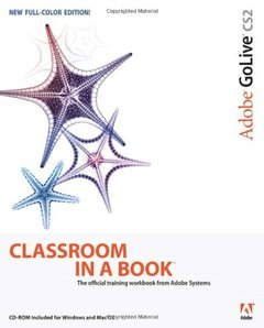 Adobe GoLive CS2 Classroom in a Book (Paperback)-cover