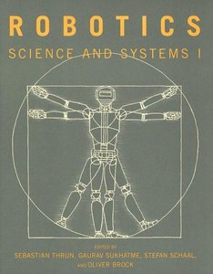 Robotics: Science and Systems I-cover