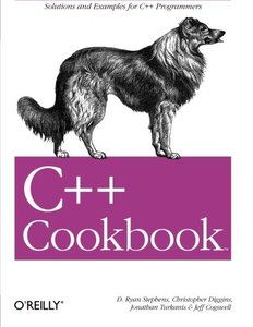 C++ Cookbook (Paperback)-cover