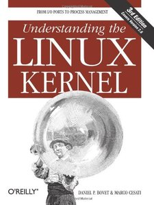 Understanding the Linux Kernel, 3/e (Paperback)-cover