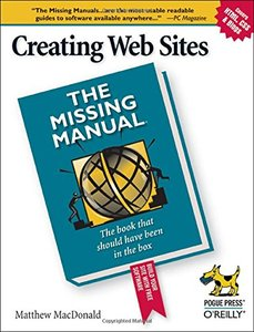 Creating Web Sites: The Missing Manual-cover