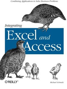 Integrating Excel and Access-cover