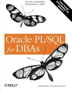 Oracle PL/SQL for DBAs-cover