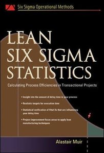 Lean Six Sigma Statistics-cover