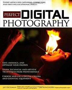 Perfect Digital Photography (Paperback)-cover