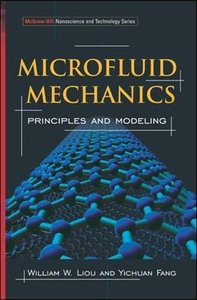 Microfluid Mechanics (Hardcover)-cover