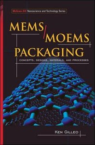 MEMS/MOEM Packaging-cover