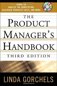 The Product Managers Handbook, 3/e-cover