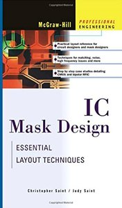 IC Mask Design: Essential Layout Techniques (美國精裝版)-cover