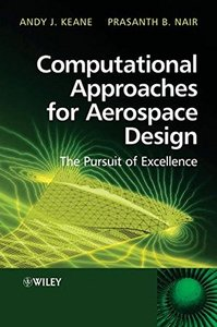 Computational Approaches for Aerospace Design: The Pursuit of Excellence-cover