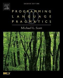 Programming Language Pragmatics, 2/e-cover