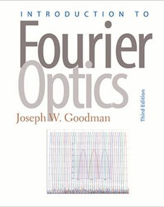 Introduction to Fourier Optics, 3/e (Hardcover)-cover