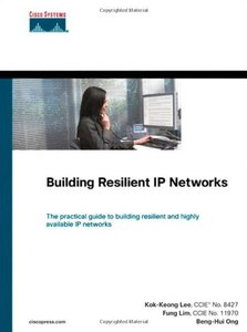 Building Resilient IP Networks-cover