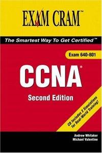 CCNA Exam Cram 2, 2/e-cover