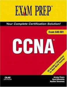 CCNA Exam Prep 2 (Exam 640-801)-cover