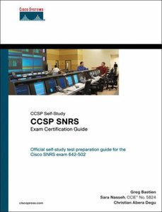 CCSP SNRS Exam Certification Guide-cover
