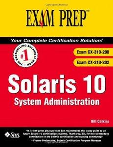 Solaris 10 System Administration Exam Prep 2-cover