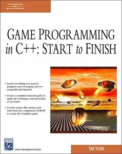 Game Programming In C++: Start To Finish (Paperback)-cover