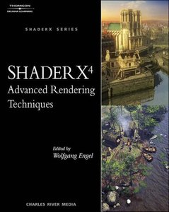 Shader X4 Advanced Rendering Techniques-cover