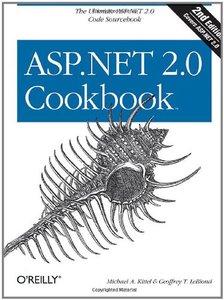ASP.NET 2.0 Cookbook, 2/e-cover