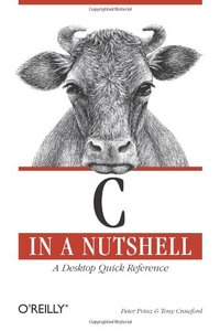 C in a Nutshell (Paperback)-cover