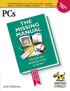 PCs: The Missing Manual-cover