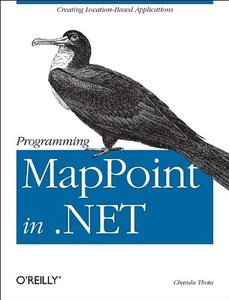 Programming MapPoint in .NET-cover