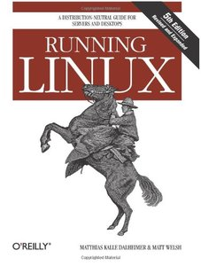 Running Linux, 5/e (Paperback)-cover