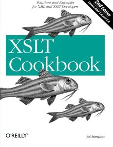 XSLT Cookbook, 2/e-cover