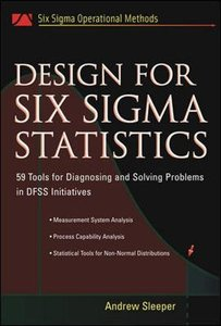 Design for Six Sigma Statistics-cover