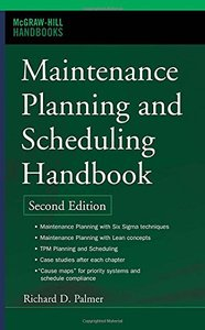 Maintenance Planning and Scheduling Handbook, 2/e-cover