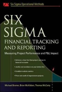 Six Sigma Financial Tracking and Reporting (Hardcover)-cover
