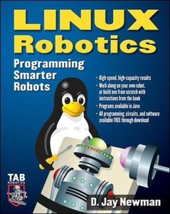 Linux Robotics-cover