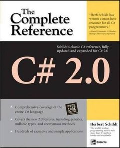 C# 2.0 The Complete Reference, 2/e (Paperback)-cover