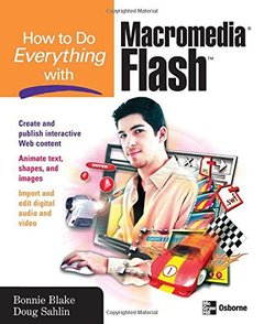 How to Do Everything with Flash 8-cover