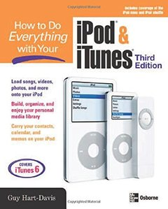 How to Do Everything with Your iPod & iTunes, 3/e (Paperback)-cover