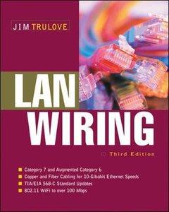 LAN Wiring, 3/e-cover