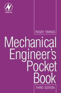 Mechanical Engineer's Pocket Book, 3/e (Paperback)-cover