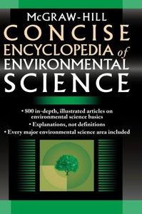 McGraw-Hill Concise Encyclopedia of Environmental Science-cover